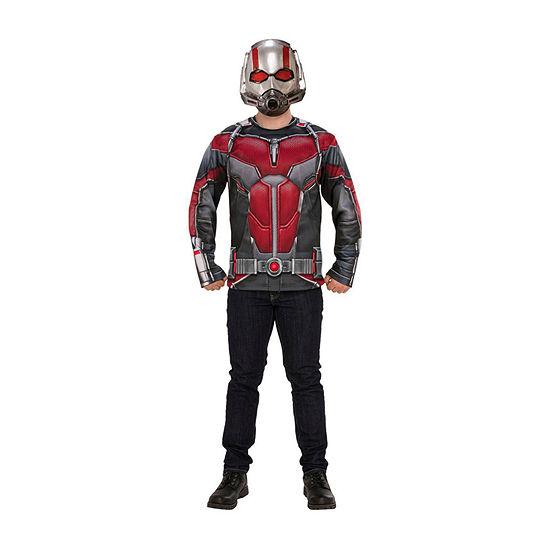 Avengers Ant - Man 2-pc. Dress Up Costume Mens