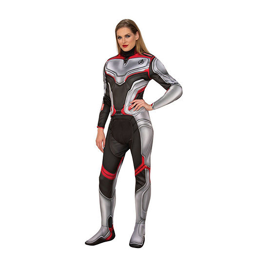 Avengers Team Suit Deluxe Adult Dress Up Costume Unisex