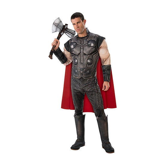 Avengers Thor Deluxe Adult 2-pc. Dress Up Costume Mens