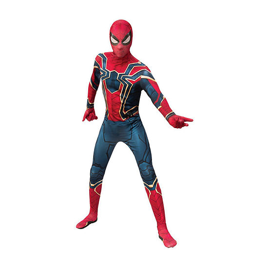 Marvel Avengers Iron Spider Second Skin Suit Adult Large Costume Mens Costume