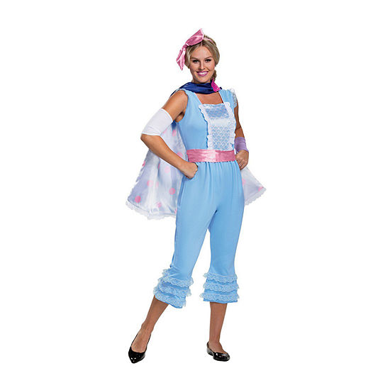 Disney Toy Story Bo Peep Deluxe Adult 6-pc. Dress Up Costume Womens