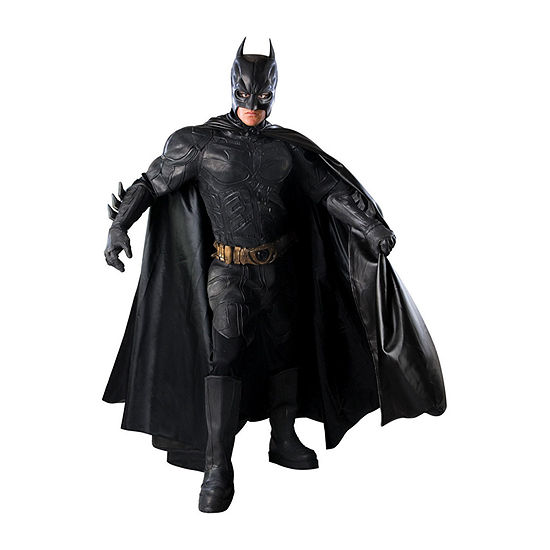 Batman Dark Knight Grand Heritage Collection Adult Dress Up Costume Mens