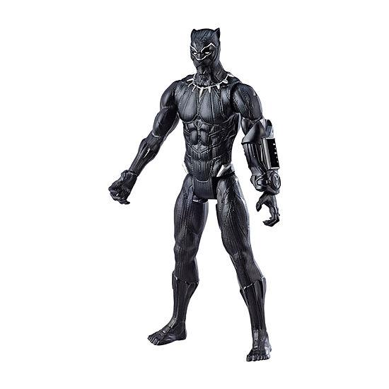 Avengers Titan Black Panther Action Figure