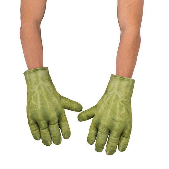 Avengers Endgame Hulk Adult Padded Gloves One Size