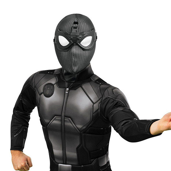 Marvel Spider-Man: Far From Home Deluxe One Size Fits Most Adult Mens Costume
