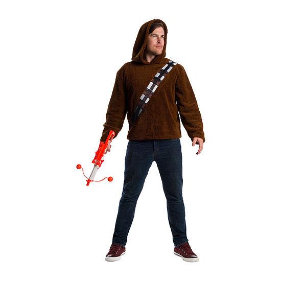 Star Wars Classic Chewbacca Hoodie Adult Unisex Costume