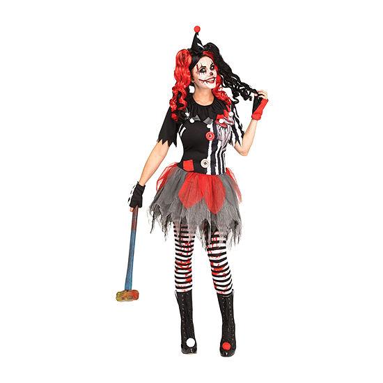 Women'S Sinister Circus Costume