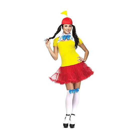 Women'S Tweedle Dee Tweedle Dum Costume