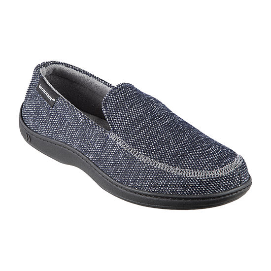 Isotoner® Javier Closed Back Slippers