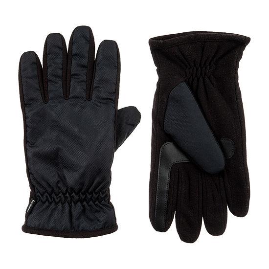 Isotoner® Matrix Nylon Gloves