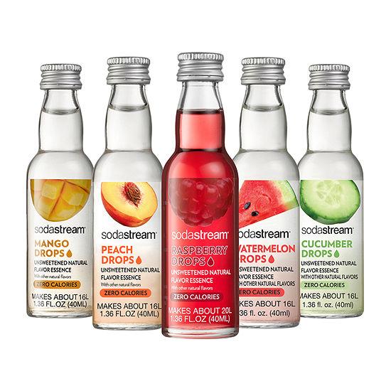 SodaStream™ Fruit Drops Sensation Variety Pack