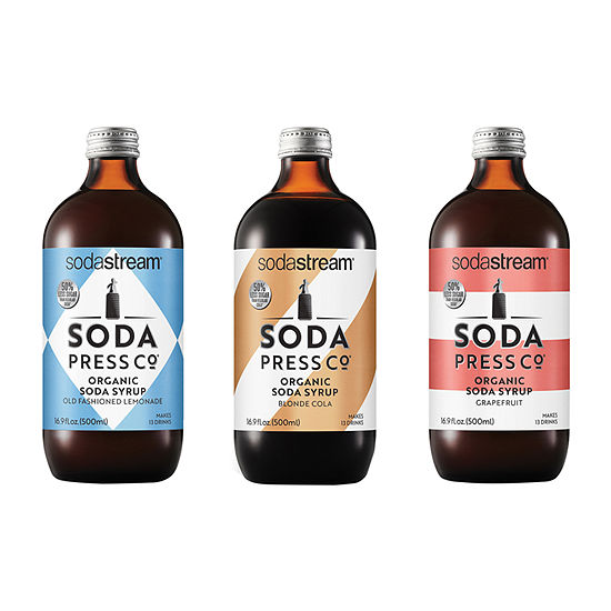 SodaStream™ Soda Press Drink Mix Classic Variety Pack