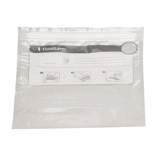 FoodSaver® 1-Gallon Vacuum Seal Zipper Bags, 12 Count