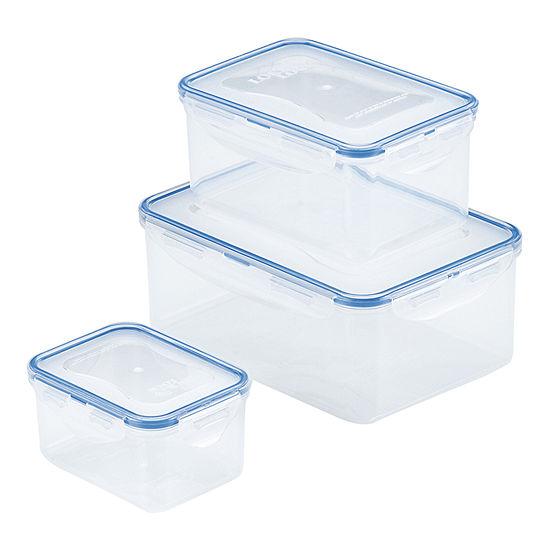Lock & Lock 6-pc. Food Container