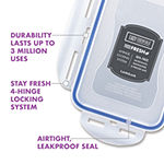 Lock & Lock 4-pc. Food Container