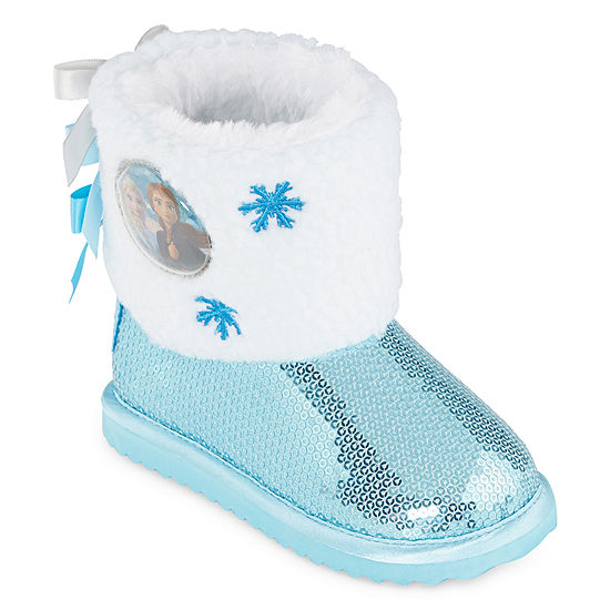 Disney Collection Toddler Girls Frozen 2 Insulated Winter Boot