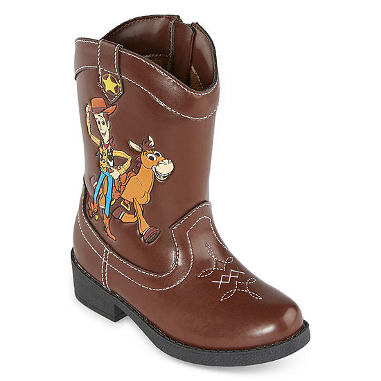 Disney's Toy Story Collection Toddler Boys Cowboy Boots