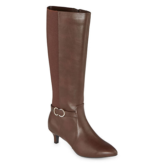 east 5th Womens Bacelos Dress Boots Stiletto Heel
