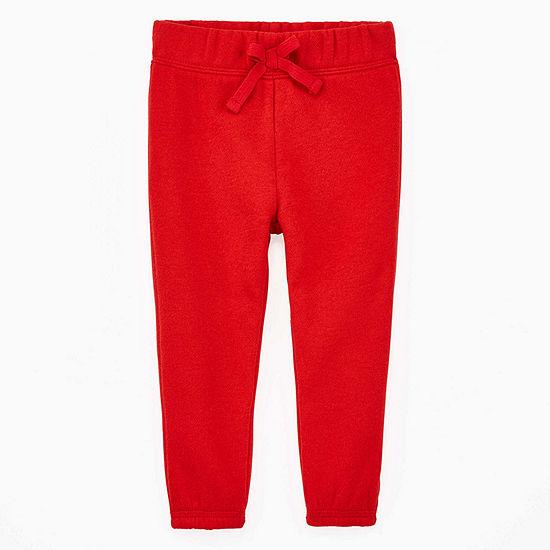Okie Dokie Girls Pull-On Pants - Baby