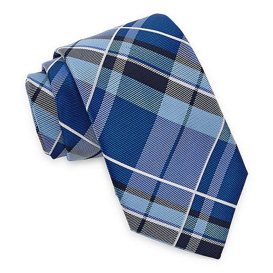 Dockers Big Boys Check Plaid Tie
