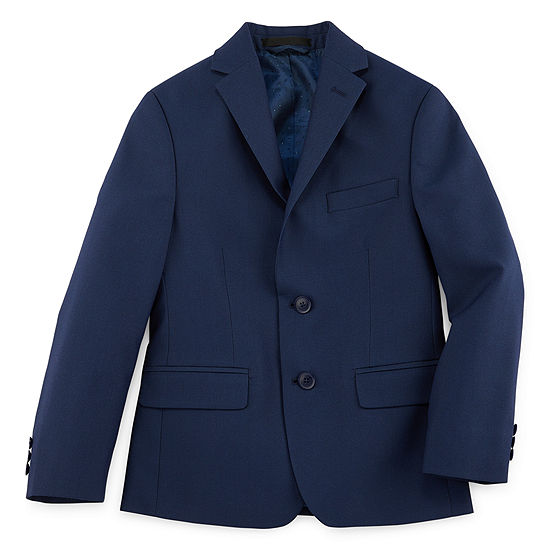 Collection By Michael Strahan - Big Kid Classic Fit Suit Jacket