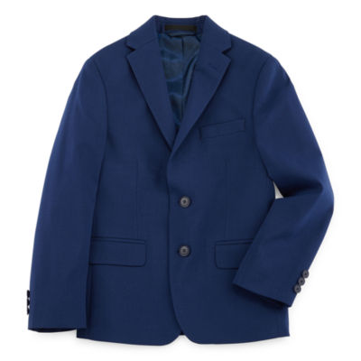 Collection By Michael Strahan Classic Fit Suit Jacket - Big Kid