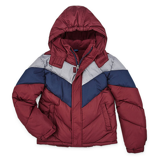 Arizona - Boys Heavyweight Puffer Jacket Preschool / Big Kid