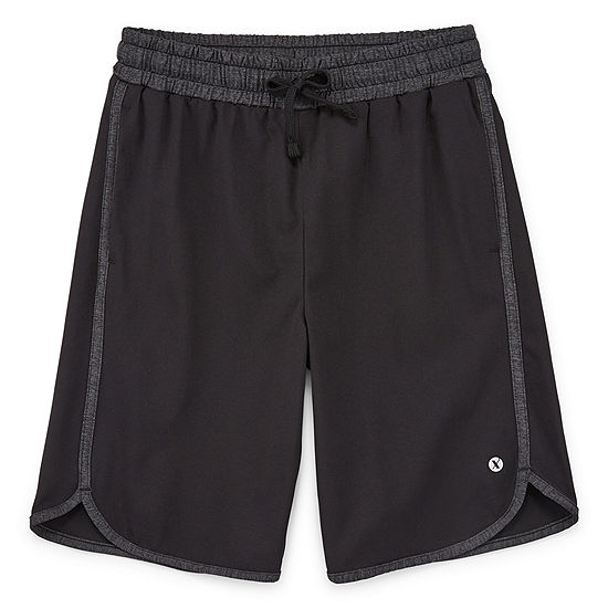 Xersion Boys Mid Rise Pull-On Short Big Kid