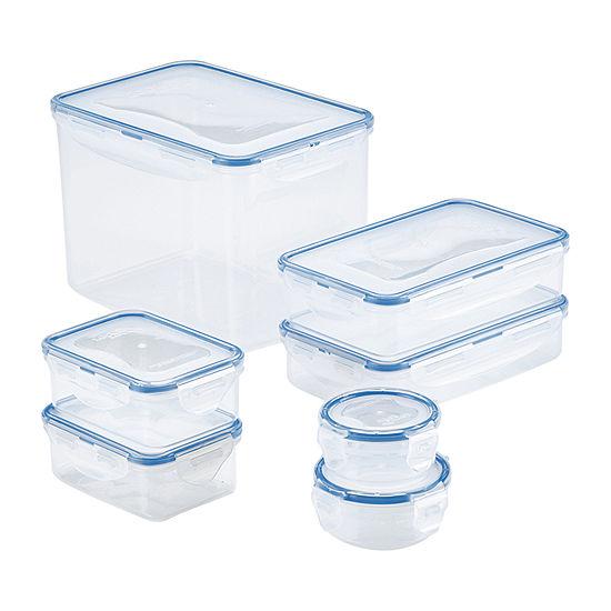 Lock & Lock 14-pc. Food Container