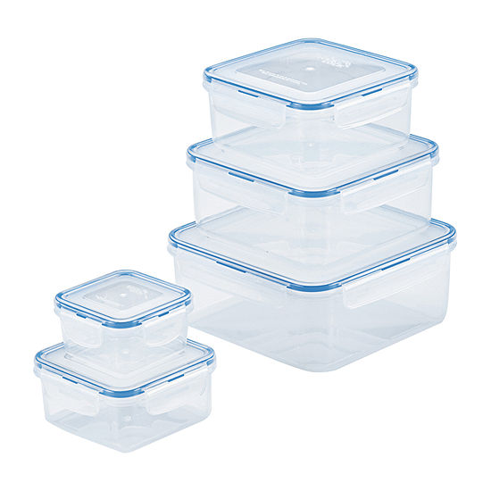 Lock & Lock 10-pc. Food Container