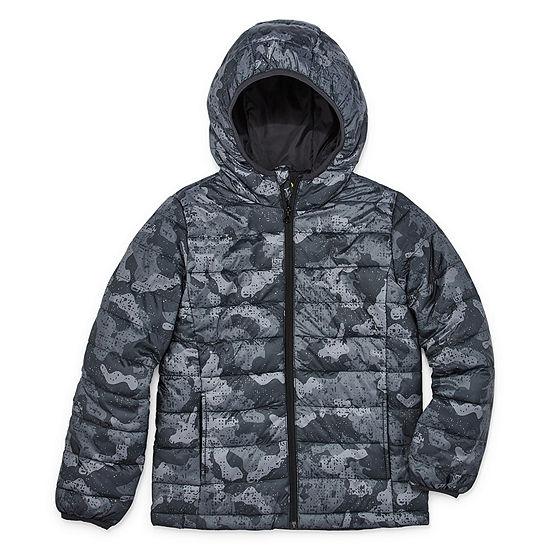 Xersion Little & Big Boys Lightweight Puffer Jacket