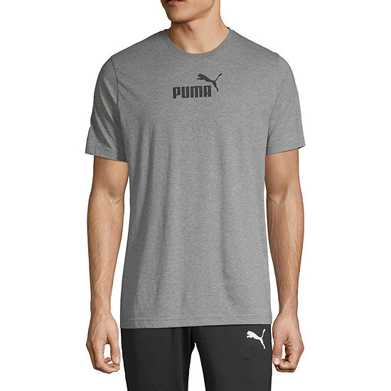Puma Amplified Mens Crew Neck Short Sleeve T-Shirt