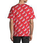 Puma Amplified Mens Crew Neck Short Sleeve T-Shirt