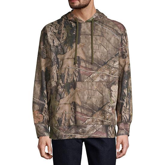 Mossy Oak Hunt Mens Long Sleeve Hoodie