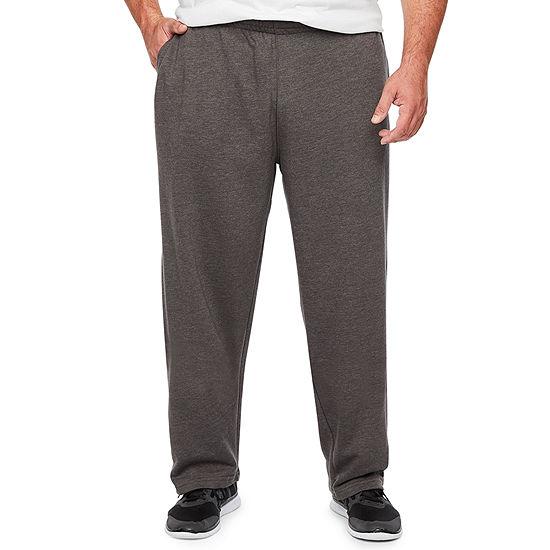 The Foundry Big & Tall Supply Co. Cotton Fleece Open Hem Pant