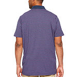 The Foundry Big & Tall Supply Co. Big and Tall Mens Short Sleeve Polo Shirt