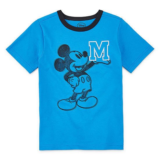 Disney Mickey Mouse Graphic T-Shirt Boys