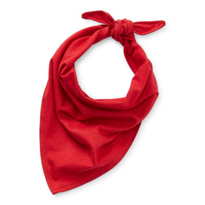 North Pole Trading Co. Red Bandana Pet Clothes