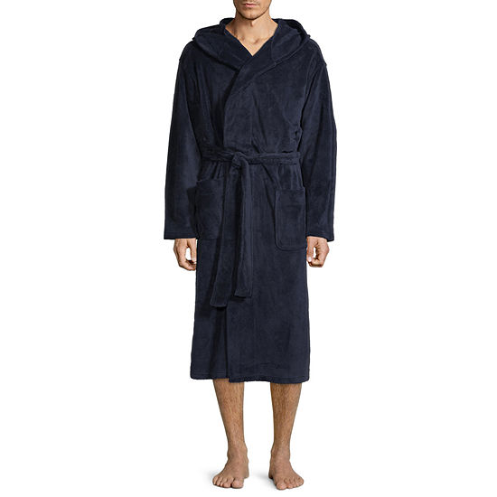 St. John's Bay Long Sleeve Robe Reg. Size Fits Most