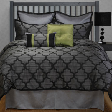 jcpenney.com   Alhambra 8-pc. Comforter Set & Accessories