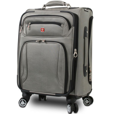 Swissgear 20 Inch Expandable Spinner Upright Carry-On Luggage