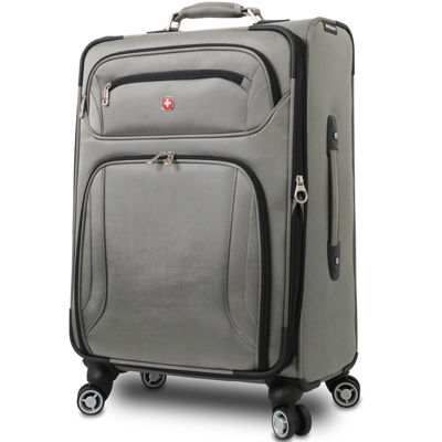 Swissgear 24 Inch Expandable Spinner Upright Luggage