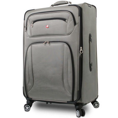 """Swiss Gear 28"""" Expandable Spinner Upright Luggage"""