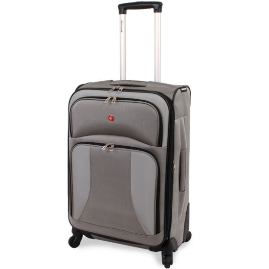 "SwissGear® 24"" Expandable Spinner Upright Luggage"