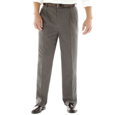 The Foundry Big & Tall Supply Co.™ Pleated Dress Pants