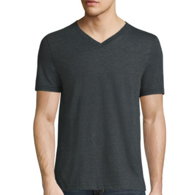 Arizona Short-Sleeve Fashion V-Neck Tee
