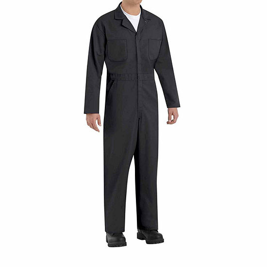 Red Kap Ct10 Twill Action Back Coverall Big