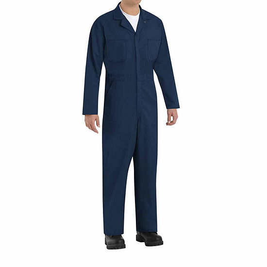 Red Kap CT10 Twill Action Back Coverall - Big & Tall