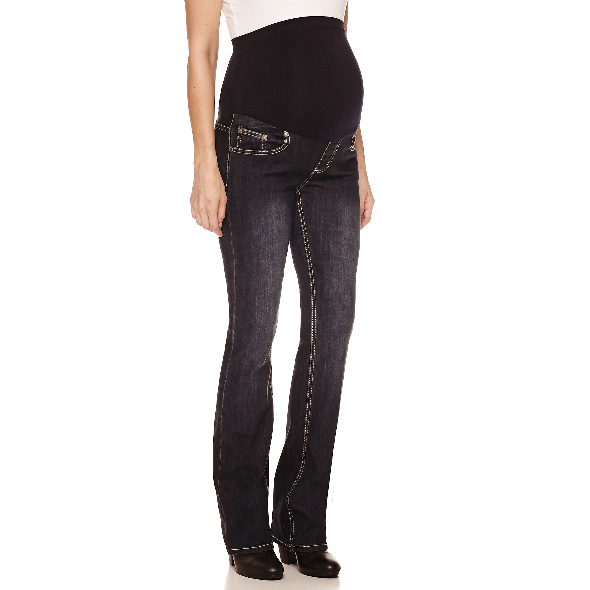 Tala Jeans Bootcut Jeans-Maternity plus size,  plus size fashion plus size appare