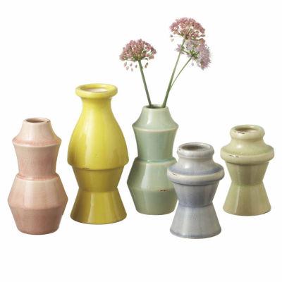 Nesting Vase- Set of 5